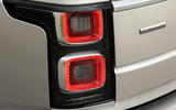 Land Rover Range Rover D300 2020 UK first drive review - rear lights