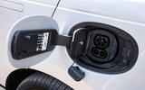 5 Land Rover Range Rover Velar PHEV 2021 UK first drive review charging port