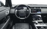 Land Rover Range Rover Velar SVAutobiography 2019 first drive review - dashboard