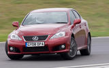 Lexus IS F 2008 - hero front