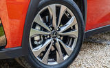 Lexus UX 2019 UK first drive review - alloy wheels