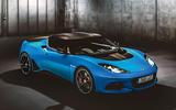 Lotus Evora GT410 Sport - static front