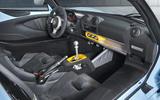 Lotus Exige Sport 410 2018 review cabin