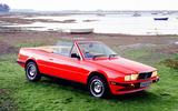 Maserati Biturbo - front