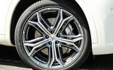 Maserati Levante Gransport 2018 UK first drive review alloy wheels