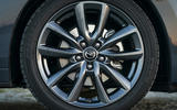 Mazda 3 2019 European first drive review - alloy wheels