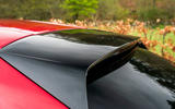 Mazda 3 2019 UK first drive review - spoiler