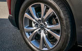 Mazda CX30 2019 first drive review - alloy wheels