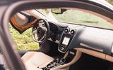 McLaren GT 2019 UK first drive review - dashboard