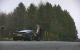 McLaren GT - static rear