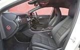 Mercedes-Benz A-Class interior