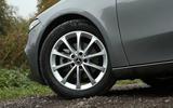 Mercedes-Benz A-Class 2018 long-term review - alloy wheels