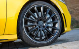 Mercedes-AMG A35 2018 first drive review - alloy wheels