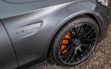 Mercedes-AMG C63 S Estate 2019 first drive review - alloy wheels