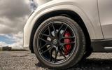 5 Mercedes AMG GLE 63S 2021 UK FD alloy wheels