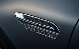 Mercedes-AMG GT 63 S 4-door Coupé 2019 UK first drive review - biturbo badge