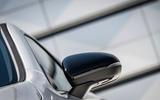 Mercedes-Benz A-Class A180D wing mirror