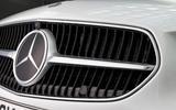 5 Mercedes Benz C Class 2021 FD front grille