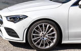 Mercedes-Benz CLA 2019 first drive review - alloy wheels