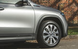 5 Mercedes Benz EQA 2021 UK first drive review alloy wheels