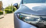5 Mercedes Benz EQS 2021 UK LHD FD headlights
