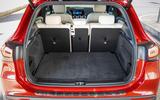Mercedes-Benz GLA 220d 2020 first drive review - boot