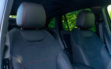 Mercedes-Benz GLA 220d 2020 UK first drive review - front seats