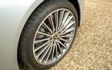 5 Mercedes C Class Estate 2021 UK LHD FD alloy wheels