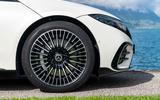 5 Mercedes EQS580 2021 FD alloy wheels