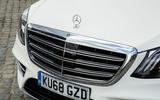 Mercedes-Benz S-Class S500L 2018 long-term review - front end