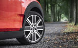 Mini Clubman Cooper 2019 first drive review - alloy wheels