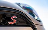 5 Mini Cooper S 2021 UK FD bonnet badge