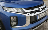 Mitsubishi ASX 2019 first drive review - headlights