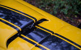 5 MK Indy RR Hayabusa 2021 UK first drive bonnet