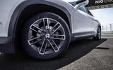 Nio ES6 2019 first drive review - alloy wheels
