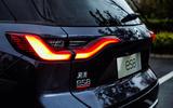 5 Nio ES8 European spec 2021 first drive rear lights
