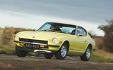 Nissan 240z 1969 - hero front