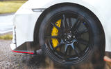 Nissan GT-R Nismo 2020 UK first drive review - alloy wheels