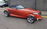 Plymouth Prowler 2011 - static side