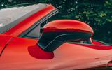 Porsche 718 Boxster GTS 4.0 2020 UK first drive review - wing mirror