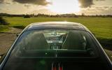 Porsche 911 Carrera S manual 2020 first drive review - rear glass