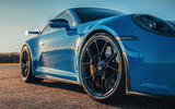 5 Porsche 911 GT3 2021 UK first drive review alloy wheels