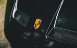5 Porsche 911 GT3 Touring 2021 LHD UK bonnet