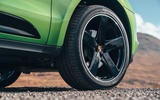 Porsche Macan 2019 first drive review - alloy wheels