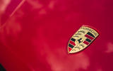 Porsche Macan GTS 2020 UK first drive review - nose badge