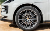 Porsche Macan S 2019 first drive review - alloy wheels