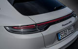 Porsche Panamera GTS Sport Turismo 2020 first drive review - rear lights
