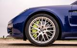 5 Porsche Panamera Turbo S E Hybrid ST 2021 UK FD alloy wheels