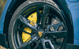 5 Porsche Taycan Cross Turismo 2021 LHD alloy wheels