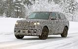 Range Rover 2021 - hero front